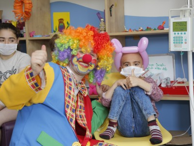 MBC To Fund Clown Care Project